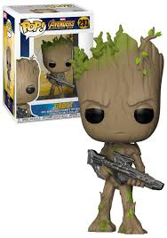 Infinity War Groot Pop