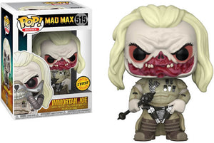MAD MAX IMMORTAN JOE CHASE Pop
