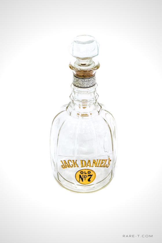 '1905 MAXWELL HOUSE - Jack Daniel's OLD NO. 7' Decanter | RARE-T