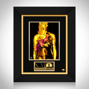 James Bond GoldFinger Photo Limited Signature Edition Studio Licensed Custom Frame