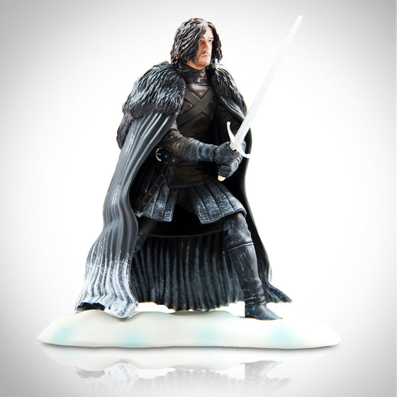 'GAME OF THRONES - JON SNOW' Statue
