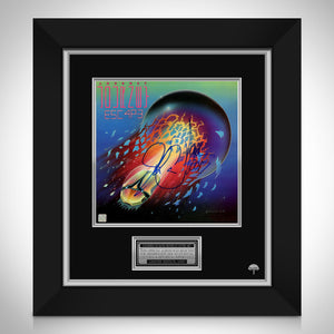 Journey Escape  Limited Signature Edition Studio Licensed LP Cover Custom Frame
