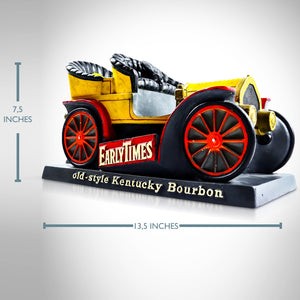 Early Times Kentucky Bourbon Original Vintage 1975 Bar Display