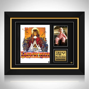 Labyrinth- Limited Signature Edition Studio Licensed Script Custom Frame