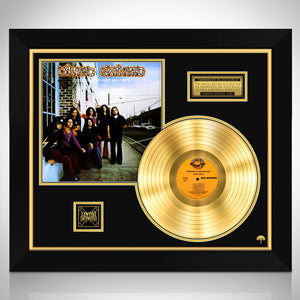 Lynyrd Skynyrd 'Pronounced 'Lä•H-'Nã©Rd 'Skin-'Nã©Rd' Limited Edition Licensed Platinum Lp Custom Frame