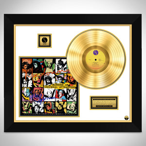 Madonna Burning Up Limited Signature Edition Studio Licensed Gold LP Custom Frame