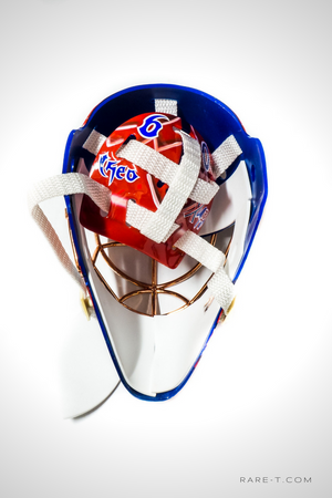 Limited Edition 'MINI GOALIE MASK MONTREAL CANADIENS - JOSE THEODORE'