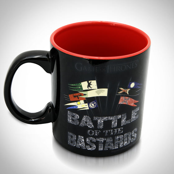 'GAME OF THRONES-BATTLE OF THE BASTARDS' Mug