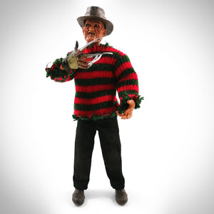 Nightmare On Elm Street 2 - Freddy's Revenge Articulated & Interchangeable Clothed Freddy Statue
