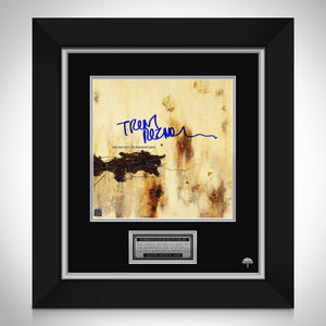 Nine Inch Nails - The Downward Spiral Limited Signature Edition Studio Licensed LP Cover Custom Frame