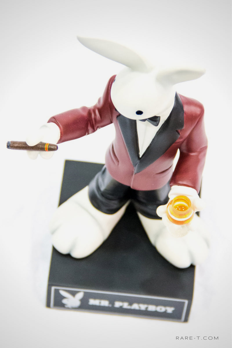 Edition 1 - Collectible 'MR. PLAYBOY' Statue | RARE-T