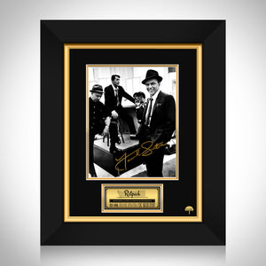 Rat Pack Frank Sinatra Photo Limited Signature Edition Studio Licensed Custom Frame