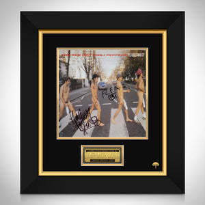 Red Hot Chili Peppers The Abbey Road E.P.Limited Signature Edition Studio Licensed LP Cover Custom Frame