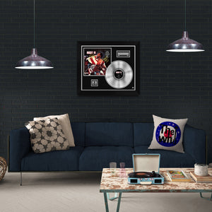 Rocky IV Movie Soundtrack Limited Signature Edition Studio Licensed Platinum LP Custom Frame