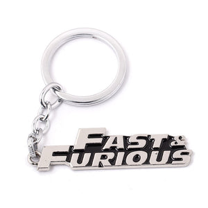 Fast & Furious Keychain