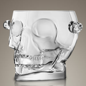 Brain Freeze Skull Ice Holder