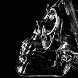 Crystal Skull Pipe
