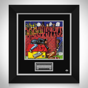 Snoop Dog Doggy Style Limited Signature Edition Studio Licensed LP Cover Custom Frame