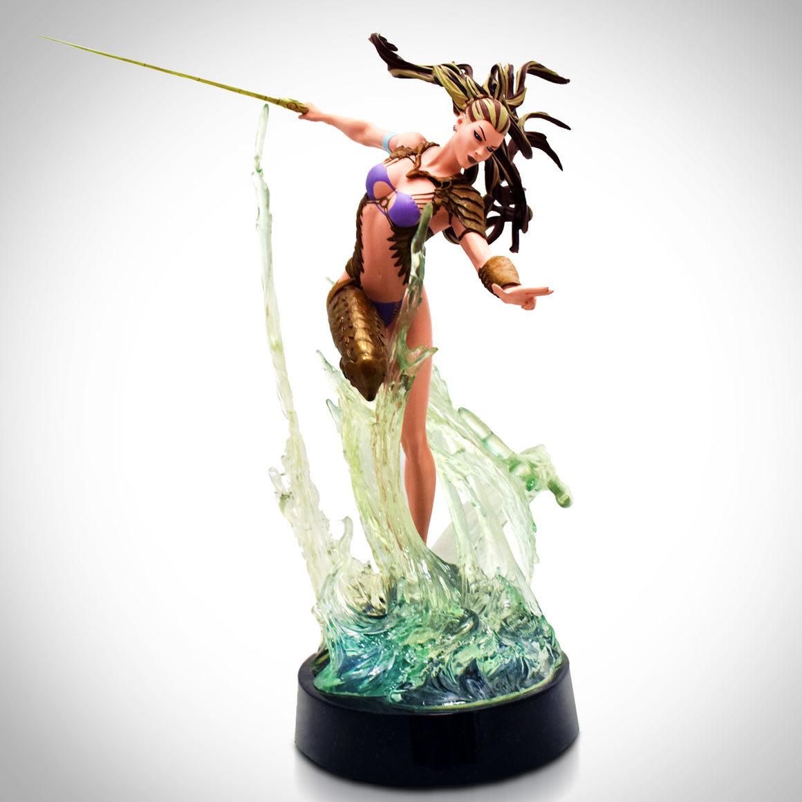 ASPEN COMICS - SOULFIRE - KIANI - FATHOM COMIC ART Limited Edition Statue