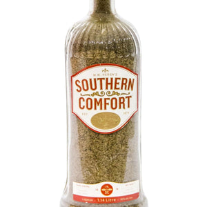 Southern Comfort- New Label Bottle Lamp Hand-Made in Quebec Canada