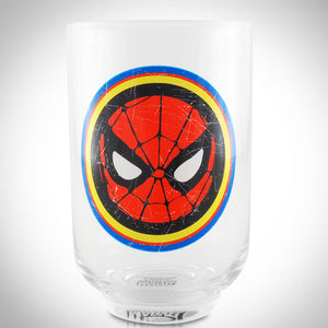 Spider-Man- Collectible Vintage Drinking Glass