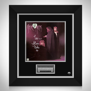 Stevie Nicks The Wild Heart LP Cover Limited Signature Edition Studio Licensed Custom Frame