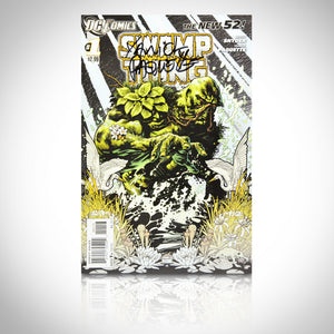Swamp Thing #1 - Hand-Signed By Yani Paquette Comic Book