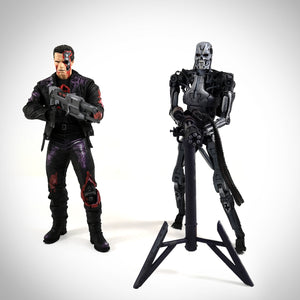 Robocop Vs Terminator- Set Of 2 Limited Edition Articulated Statues