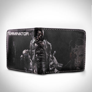 The Terminator poly wallet
