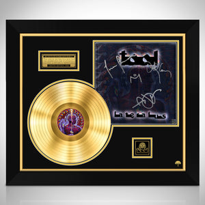 Tool Lateralus Gold LP Limited Signature Edition Studio Licensed Custom Frame