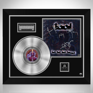 Tool Lateralus Platinum LP Limited Signature Edition Studio Licensed Custom Frame