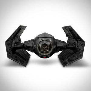 Star Wars - 1978 Gen 1 Darth Vader'S Tie Fighter Custom Museum Display