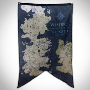 Game Of Thrones - Westeros Banner