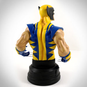 Wolverine- Vintage 2012 Limited Edition Hand-Painted Gentle Giant Bust Statue