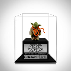 Rare-T Exclusive 'Star Wars Generation 1 - Yoda' Museum Display