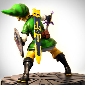 Zelda- Skyward Sword Limited Edition Link Statue