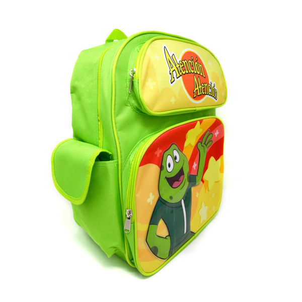 Escolar- Backpack Sapo Star
