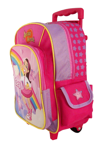 Escolar- Rolling Backpack de Clara