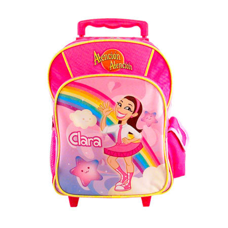 Rolling Backpack de Clara