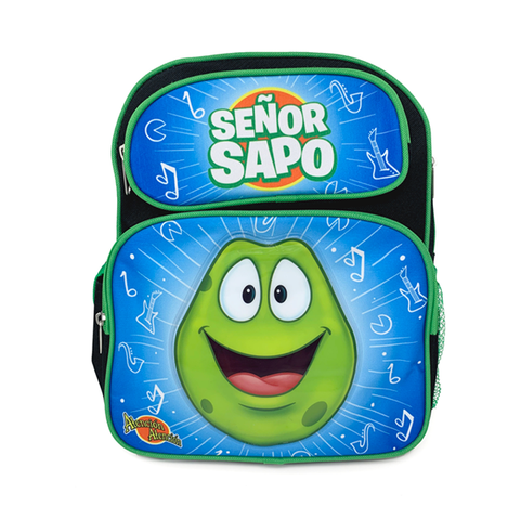 Escolar- Backpack Sapo Music