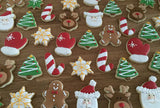 Christmas Mini Cookies