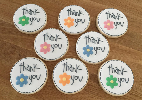 Sweet Thank You! - Baking Fun - www.bakingfun.ca