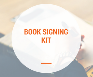 Book Signing Kit