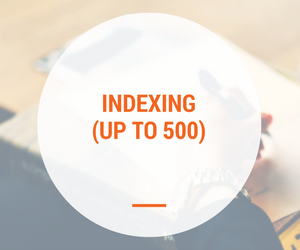 Indexing (up to 500 words)
