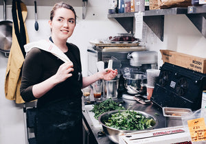 Methodical's chef at work / Sydney Taylor