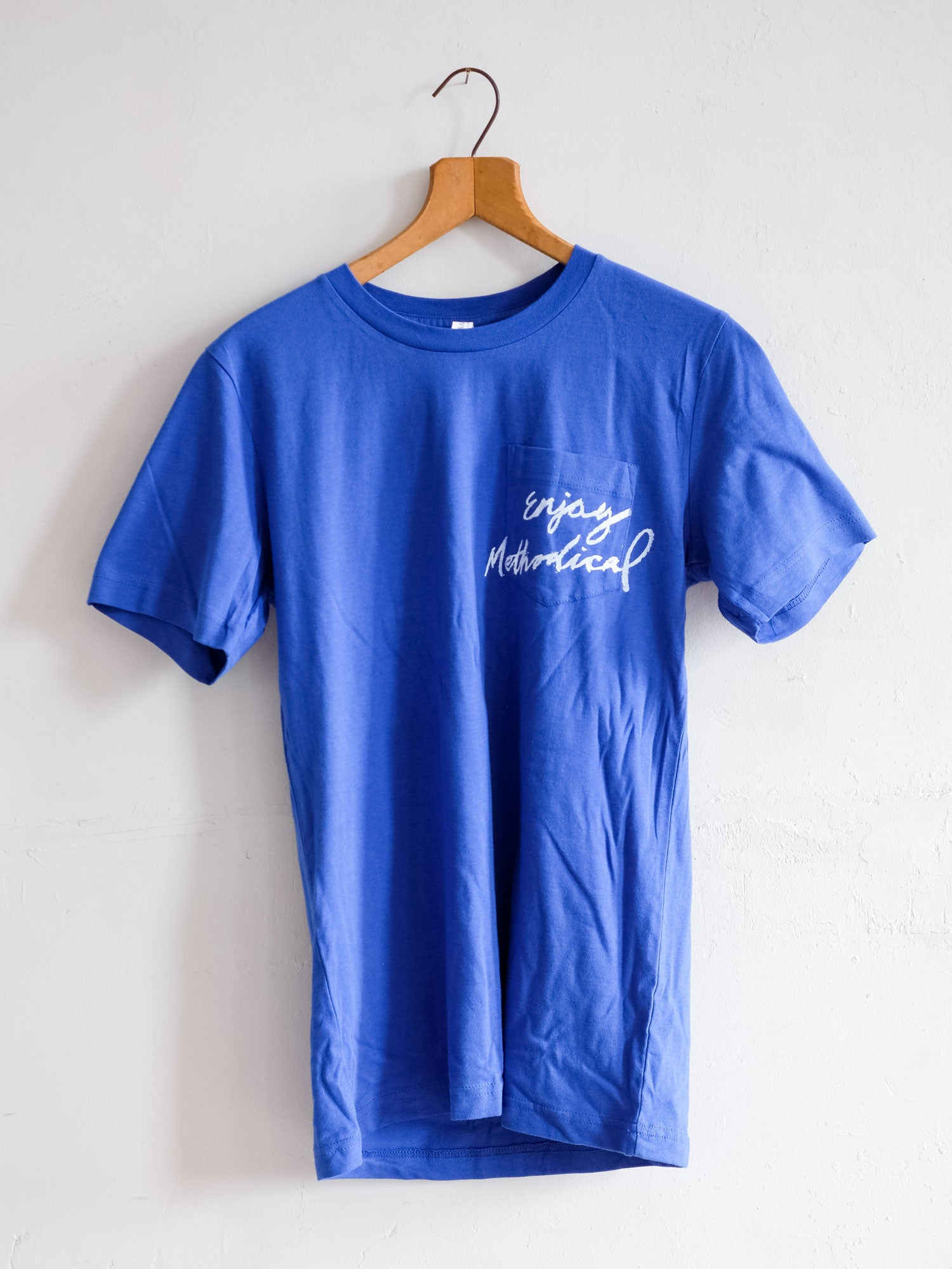 Enjoy T-Shirt in Blue