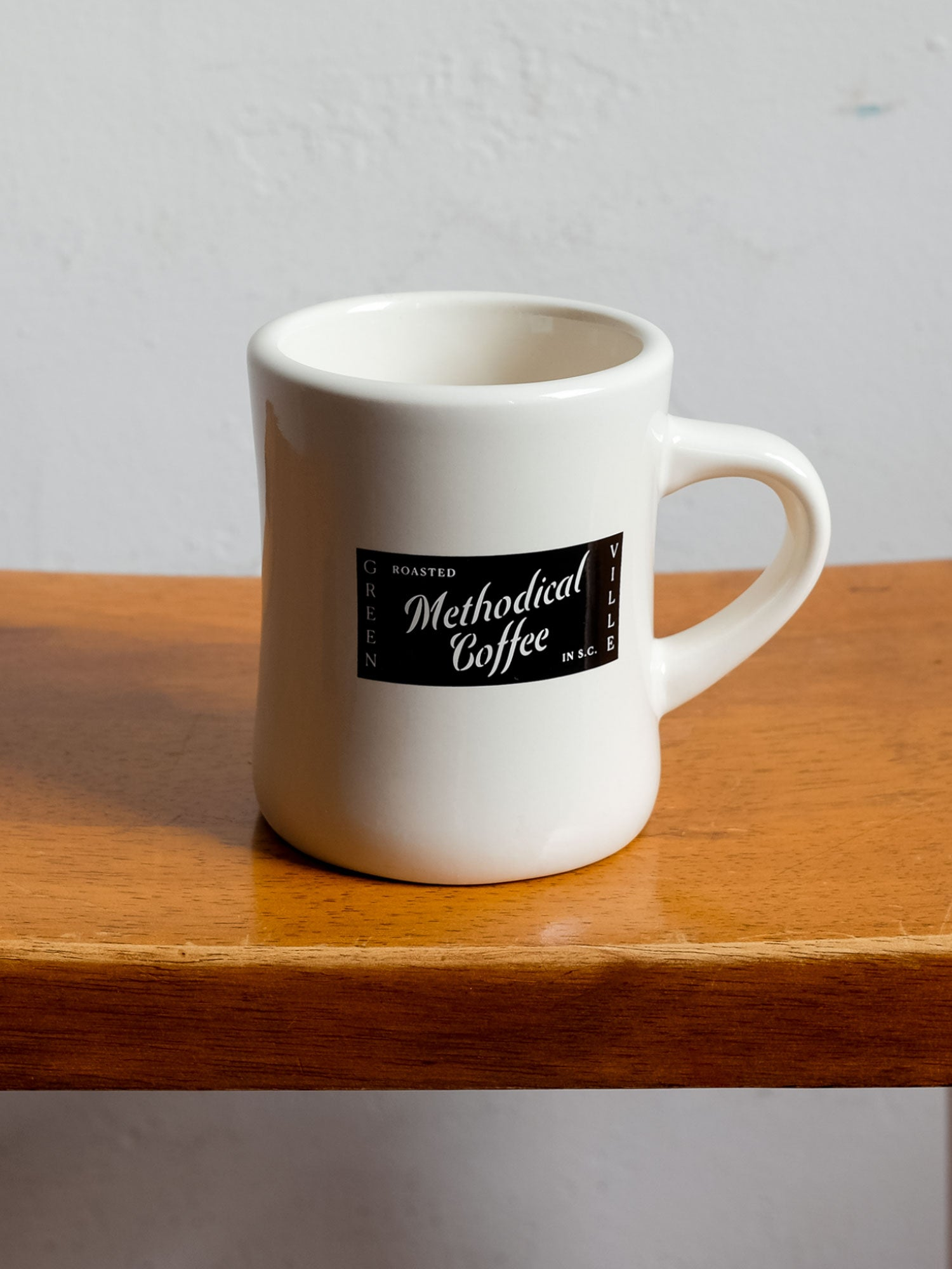 Methodical Diner Mug