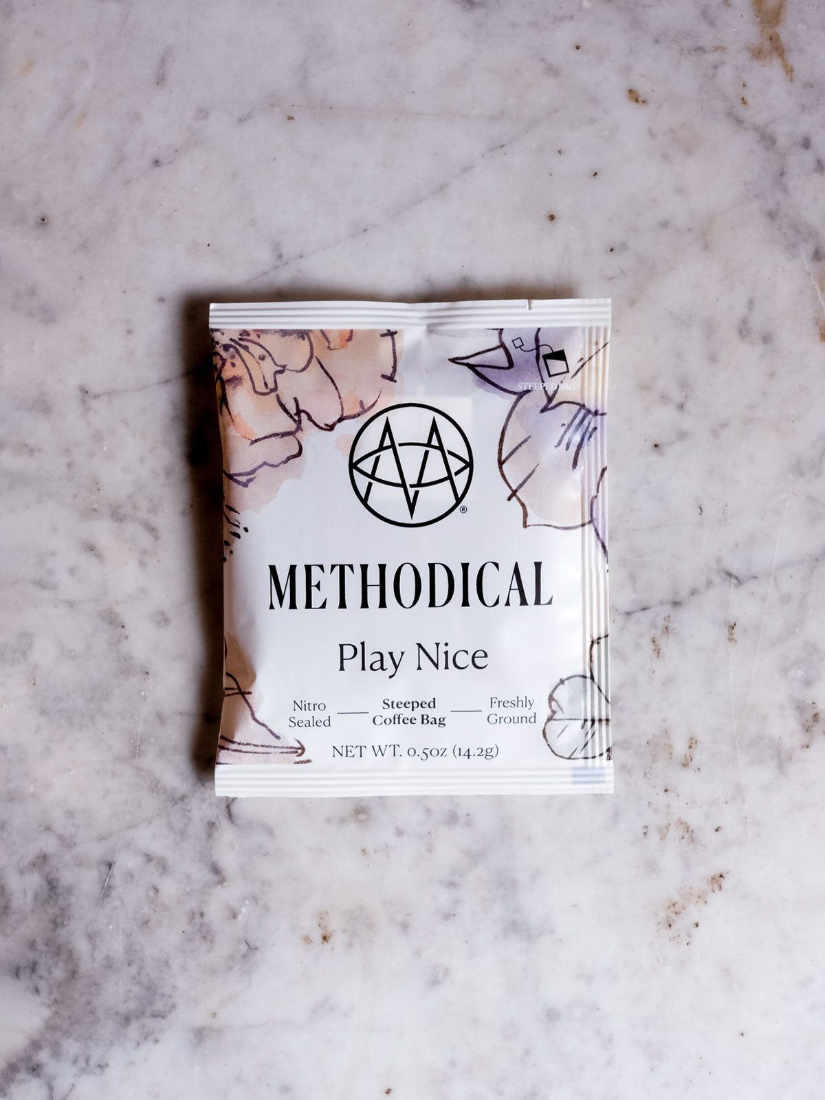 Play Nice Steeped Coffee