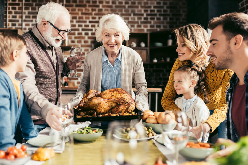 Keto for Thanksgiving: Substitutes for Holiday Carbs