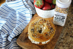 The Perfect Keto Friendly Everything Bagels